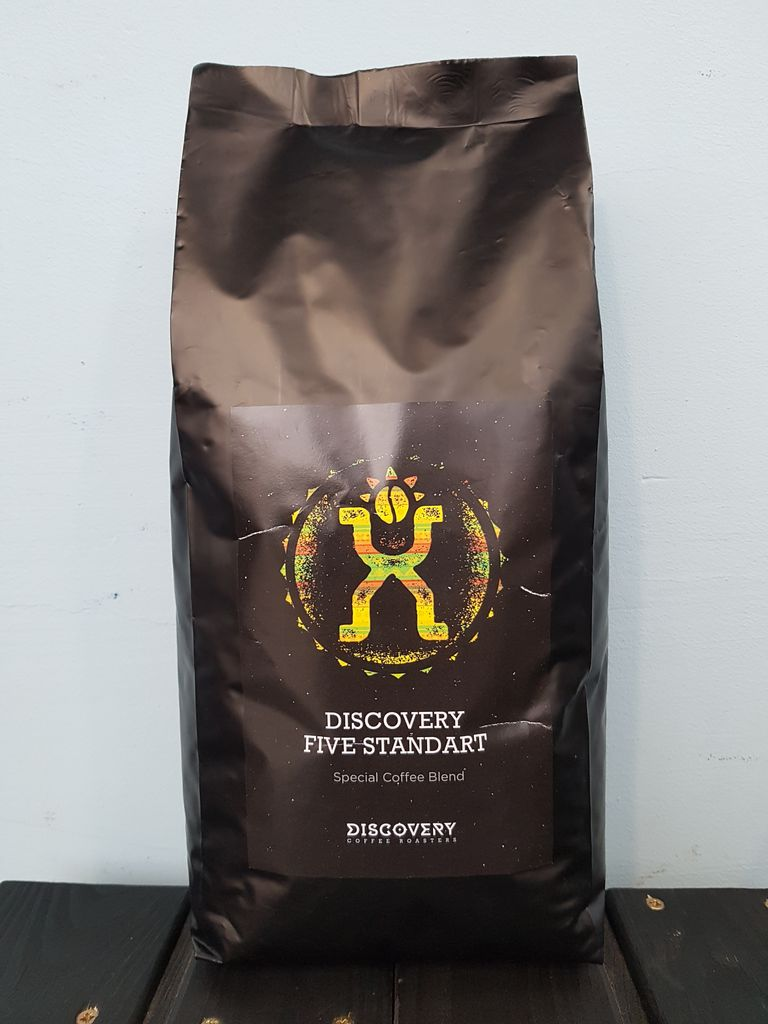Кофе Discovery Five Standart